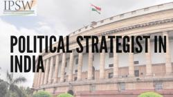 Political Strategist In India